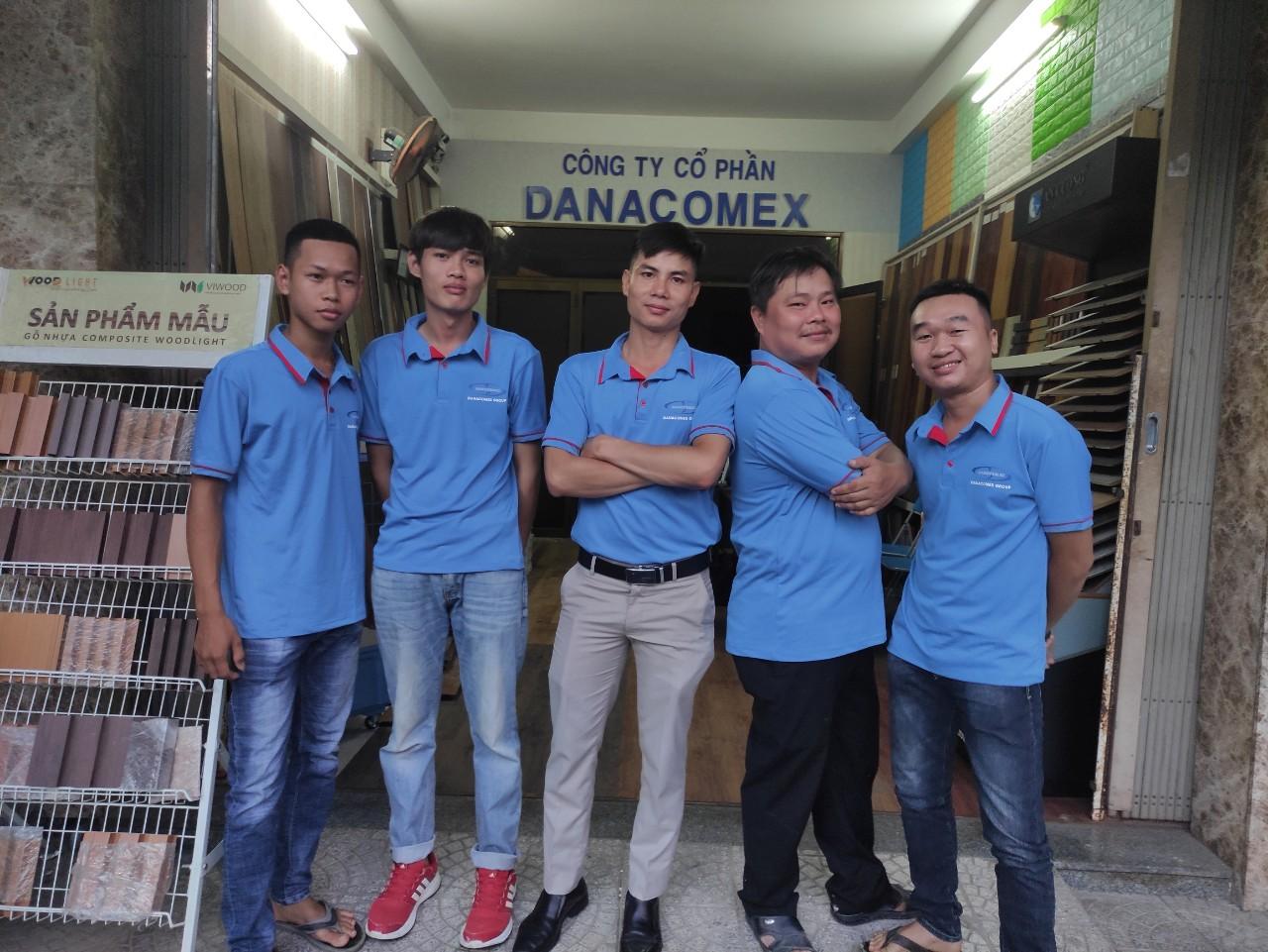 CÔNG TY CỔ PHẦN DANACOMEX